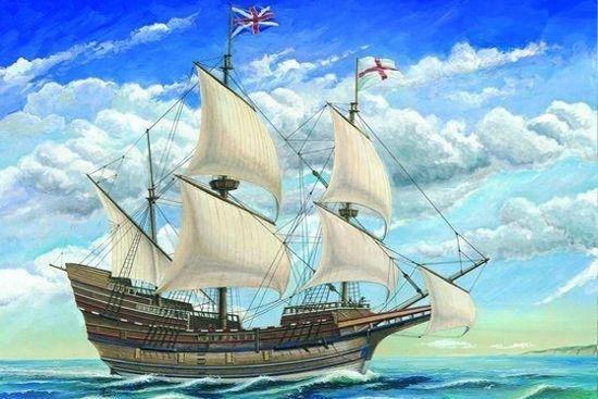 Boats Mayflower
