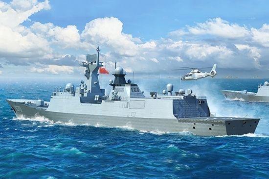 Boats Pla Navy Type 054A Frigate