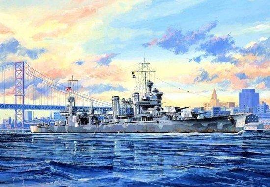 Boats USS Quincy CA-39