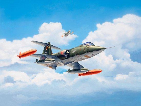 F-104G Starfighter RNAF/BAF  1:72