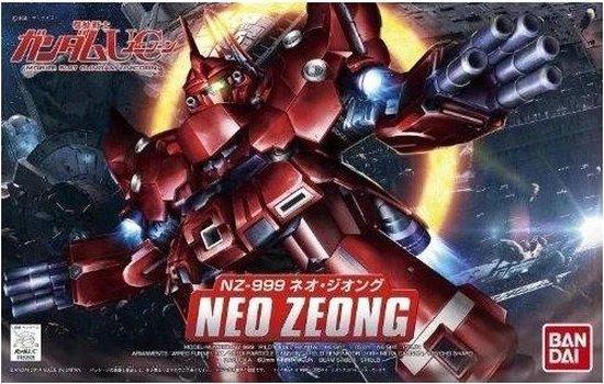 Gundam NZ-999 BB392 Neo Zeong Model