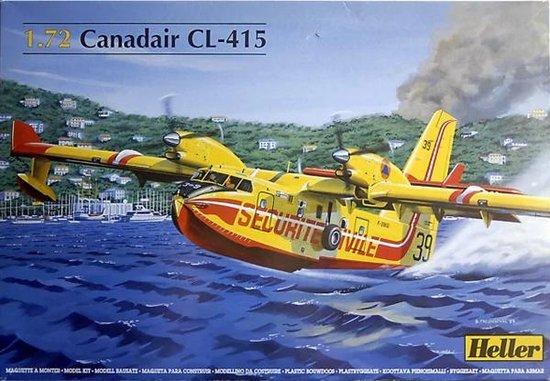 HELLER Canadair Cl 415 1:72
