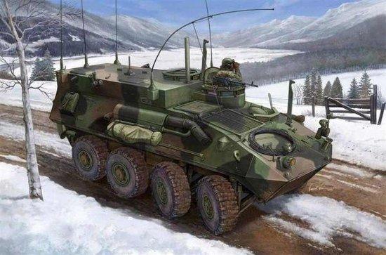 Military USMC LAV-C2 Command UpGrate Con 8*8 Tires