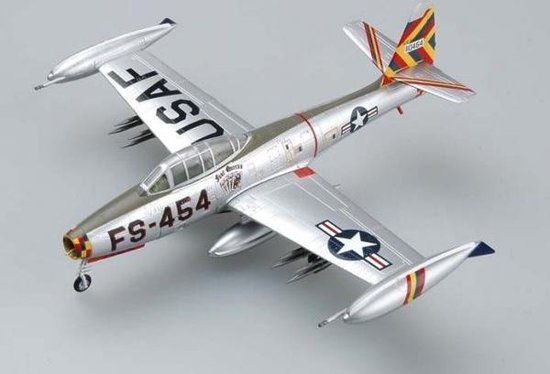 Planes / Helicopter F-84 G Four Queens Olie 1953
