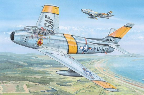 Planes / Helicopter F-86 Sabre