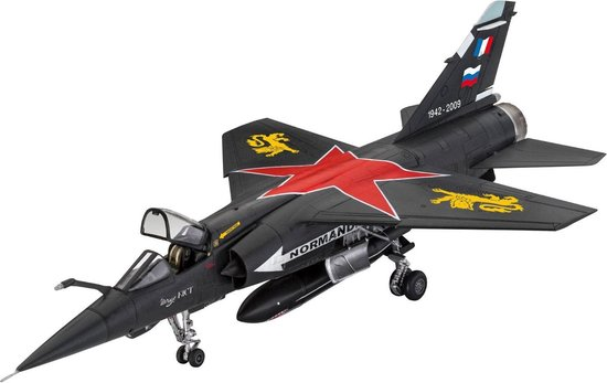 REVELL 1:72 Mirage F.1C