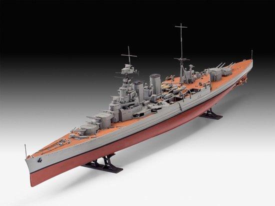 Revell Modelset HMS Hood