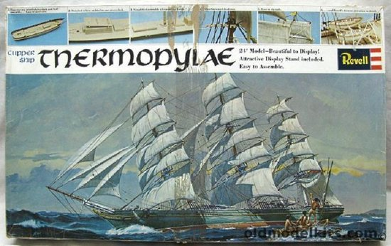Revell   Thermopylae